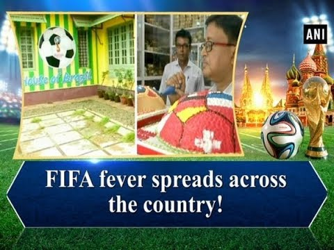 FIFA fever spreads across the country!   Sports