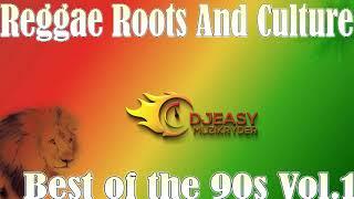 Reggae Roots And Culture Best of The 90s Pt.1 Garnett Silk,Sizzla,Cocoa Tea,Bushman,Luciano \u0026 More