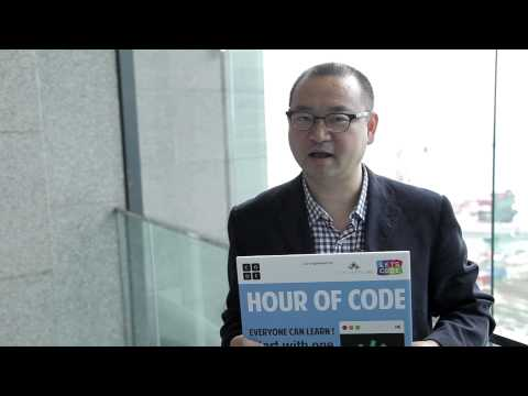 """Coding is part of educat..."