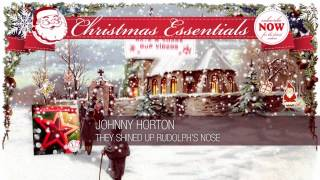 Johnny Horton - They Shined Up Rudolphs Nose (1959)  // Christmas Essentials YouTube Videos