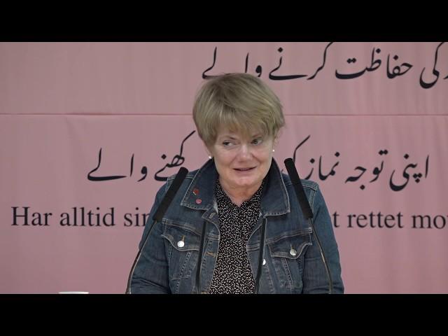 Ordfører Ragnhild Bergheim - Jalsa Salana 2019