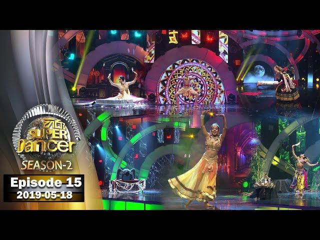Hiru Super Dancer Season 2 | EPISODE 18 | 2019-05-18