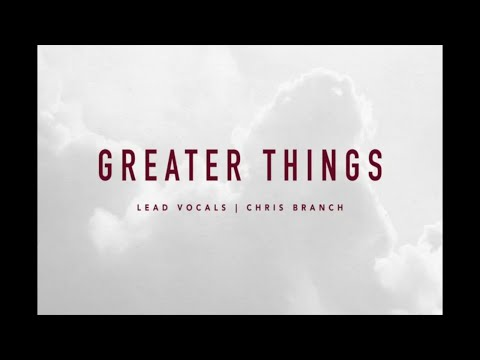 Greater Things | At The Cross | IBC LIVE 2018