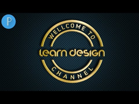 Professtional Logo Design/ Easy Design Logo With Pixel Lab On Android (Tutorial HD)
