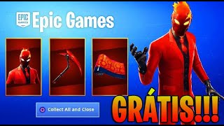 HOW TO GET THE NEW HELL PACK FREE!!! Fortnite: Battle Royale