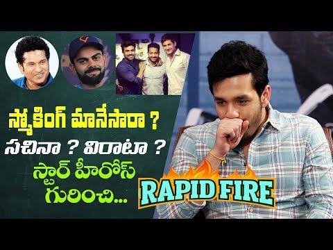 Rapid fire -