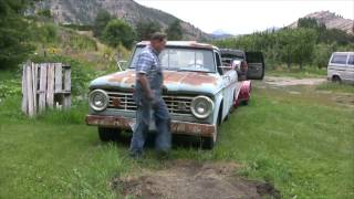 Lets Rescue an old truck!