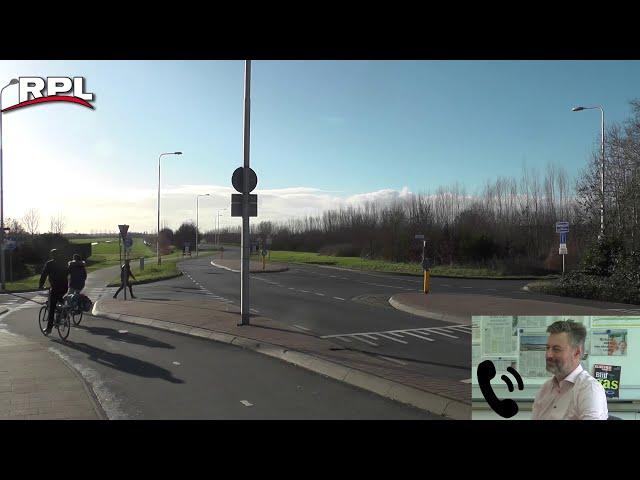Woerden voor Democratie bezorgd over fietsveiligheid Harmelen