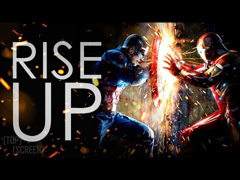 Marvel Cinematic Universe - Rise Up