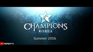game 1 skt vs cj bo3 lck ma h 2016 2 6 2016