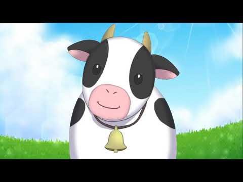 【Facerig対応】Vtuber向け牛のLive2Dモデル紹介|Live2D Model Showcase