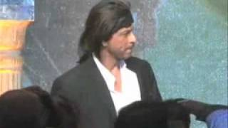 SRK shares a family secret at a press conference   Video   The Times of India