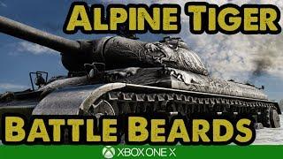WoT / ALPINE TIGER - Battle Beards  / Xbox One X