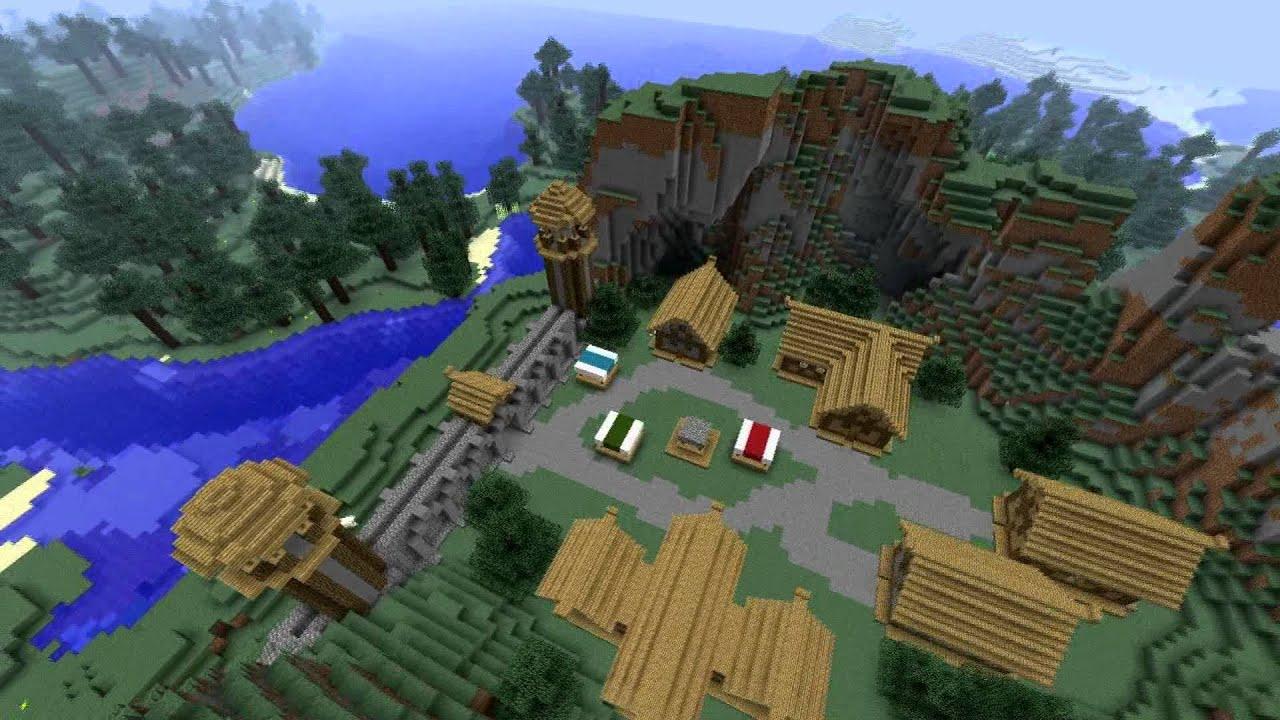 Minecraft Skyrim House Designs