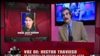 La Comay SuperXclusivo le Contesta al gay Pedro Julio Serrano Parte 2 de 3