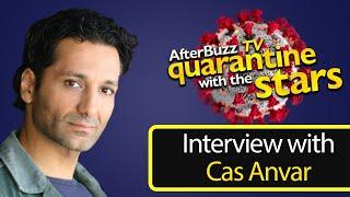 How Actor Cas Anvar is Surviving the Quarantine   AfterBuzz TV