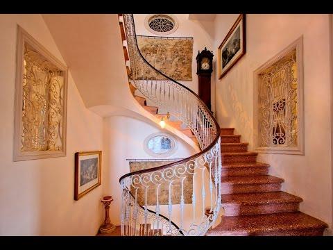 Casa lujosa de época vista por dentro