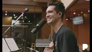 """Panic! at the Disco, """"In the Studio"""" Interview"""