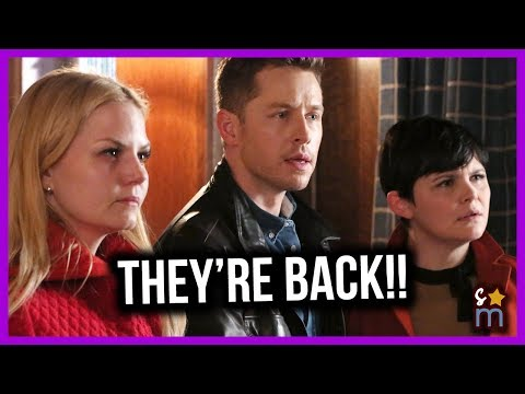 ONCE UPON A TIME Original Cast CONFIRMED To Return For Series Finale - Jennifer, Josh & Ginnifer!