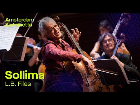 G. Sollima - L.B. Files | Amsterdam Sinfonietta & Giovanni Sollima