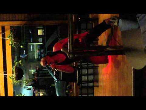Motorcycle Jack: Karaoke Gone Bad...REALLLLL BAD!