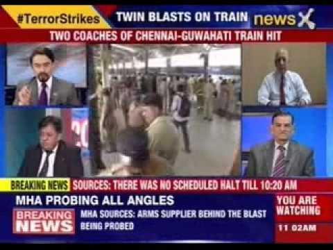 Bomb squad at Chennai railway station