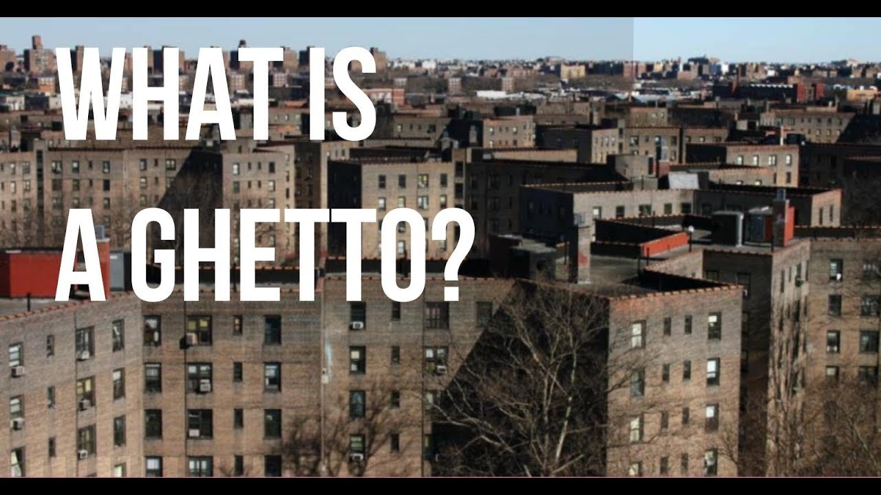 what is the ghetto youtube