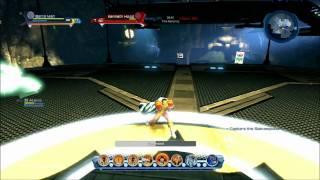 Dcuo - Batcave 2v2 Arena Pvp: Tank & Healer Pug Vs. Pug