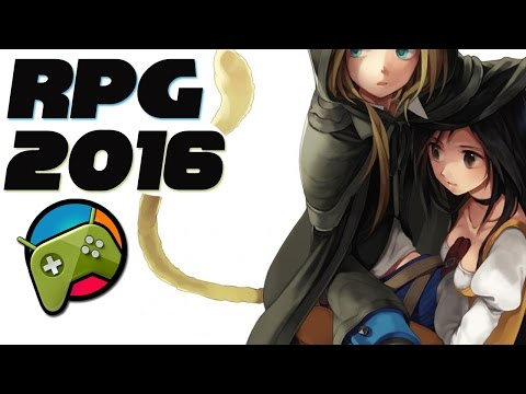 Top 10 Upcoming Android RPG Games 2016 HD +Bonus!!
