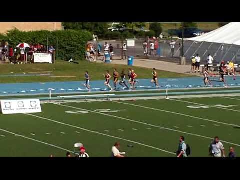 Galesburg Silver Streaks Mens Track 2009- 1600m Ru...