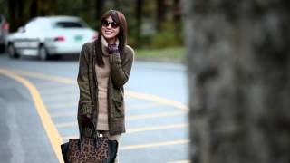 [11.1.2012]Ha Ji Won - Crocodile ladies photoshot making video