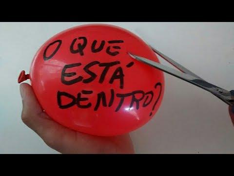 Fazendo Amoeba Com Balões! Tutorial de BALÃO DE AMOEBA!