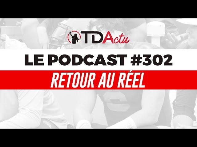 TDA Podcast n°302 - Débrief S1 : retour au réel pour les Browns