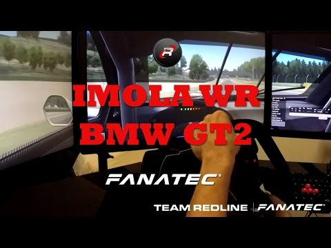 Assetto Corsa - BMW M3 GT2 Imola WR by Greger Huttu