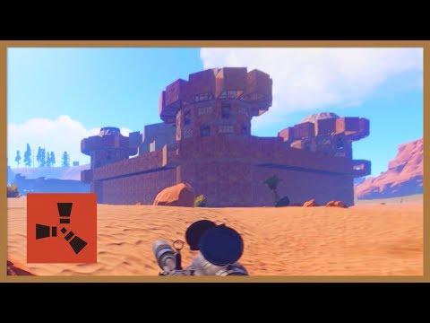 Rust Raids: SLIDING DOWN THE EXPLOITS