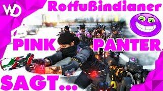 BLACK OPS 3 - Pink Panter sagt... mit Rotfußindianer - COMEDY