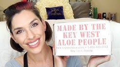 Key West Aloe Skin Care Review