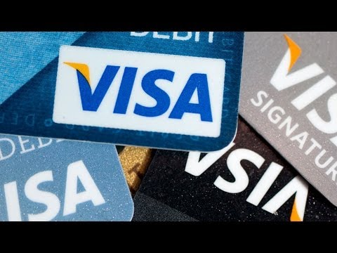 Wal-Mart Sues Visa For $5 Billion Over Credit Card Swipe Fees