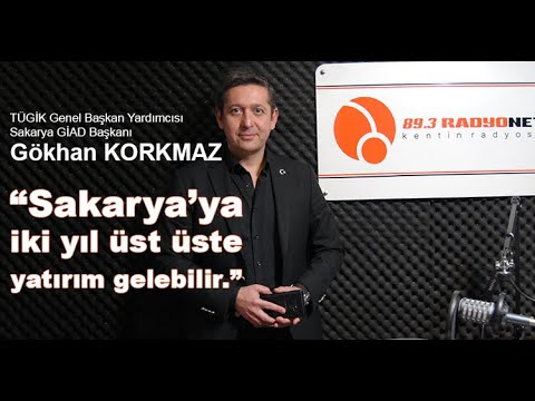 GÖKHAN KORKMAZ ile Röportaj
