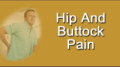 Hip And Buttock Pain Causes