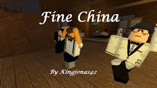 Chris Brown - Fine China ★ Roblox Music Video★ by Kingjonas42