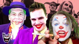 Joker Metal - Everything Burns!! (Official Music Video)   Ft. Harley Quinn & Batman!!