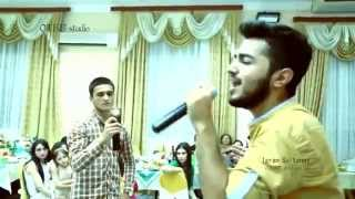 Elvin Babazade-Ezizim Ana Свадьба в Дагестане  Певец из баку дал всем форы
