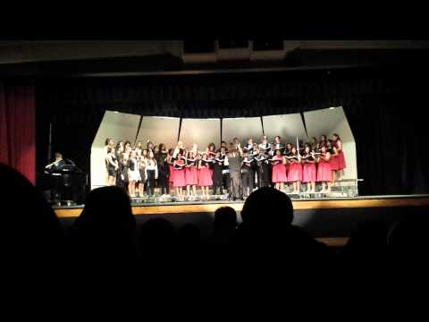 Duarte High School and Northview Intermediate Choir Performance
