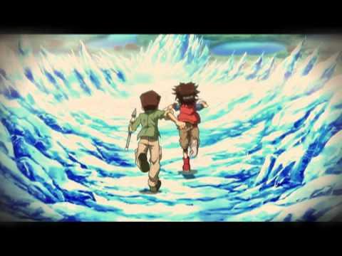 Digimon Xros Wars- Won't Back Down