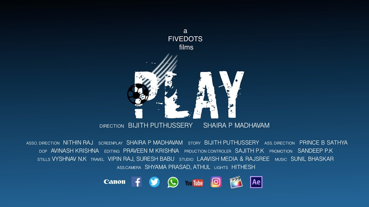Play Malayalam Short Film Trailer Youtube