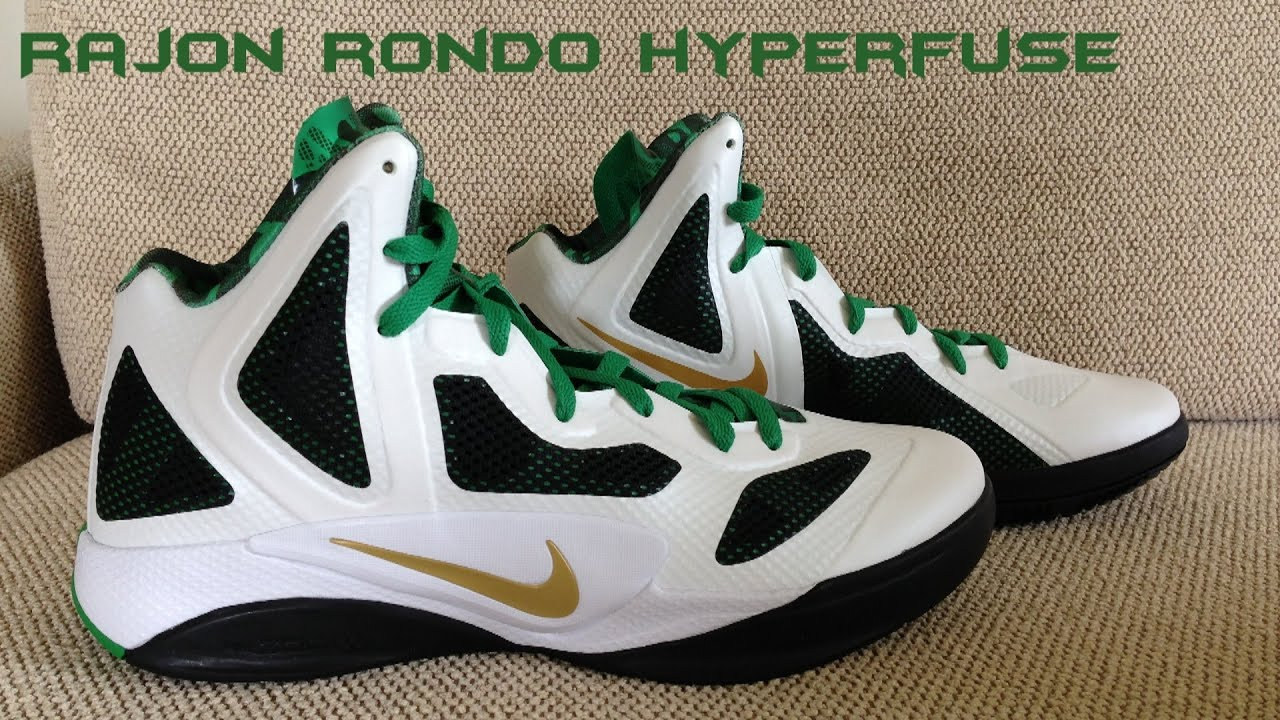 09e7c8447add Nike Zoom Hyperfuse Rajon Rondo PE Review