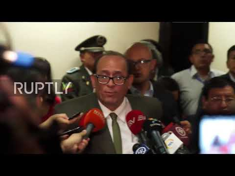 Ecuador: VP Jorge Glas sentenced to six years for corruption