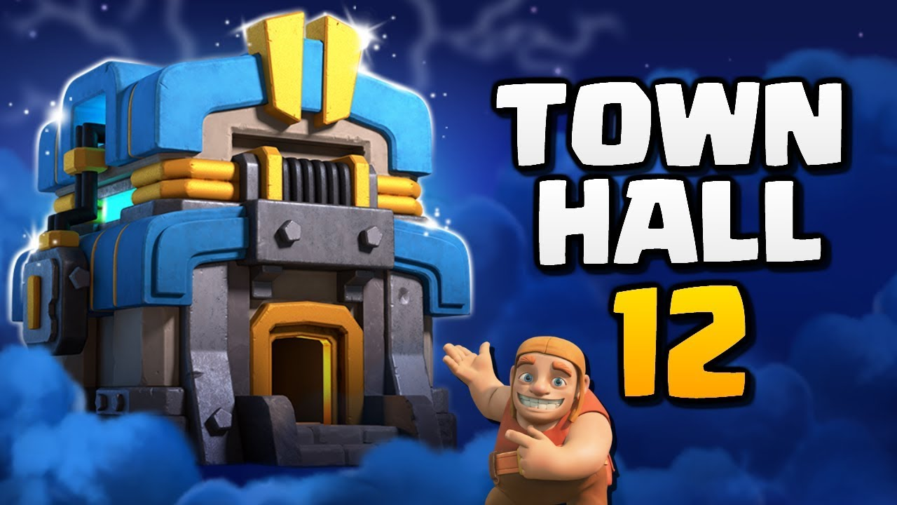 TOWN HALL 12 100% CONFIRMED!! Clash of Clans TH12 Update - New Defence!