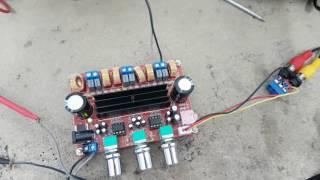 Amplificador XH-M139 TPA3116D2